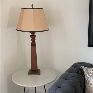 Lamp and lamp shade, it excellent used condition